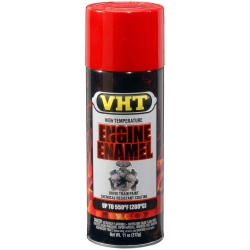 VHT ENGINE ENAMEL™ Bright red (Rood)