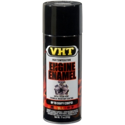VHT ENGINE ENAMEL™ Gloss Black  (Zwart glans)