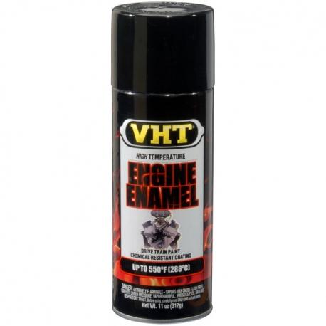VHT ENGINE ENAMEL™ Gloss Black  (Zwart glans)