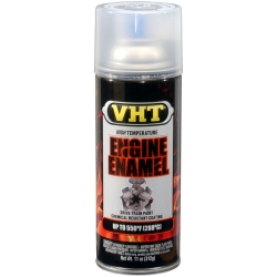 VHT ENGINE ENAMEL™ Clear gloss (Blank glans)
