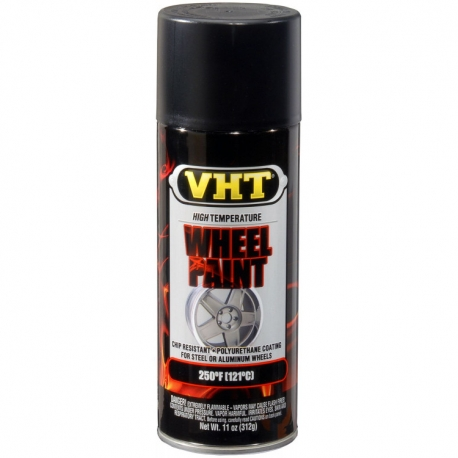 VHT WHEEL PAINT - Velgenlak Aluminium