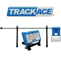 Trackace laser uitlijnsysteem