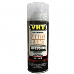 VHT WHEEL PAINT - Clear coat (Blank glans)