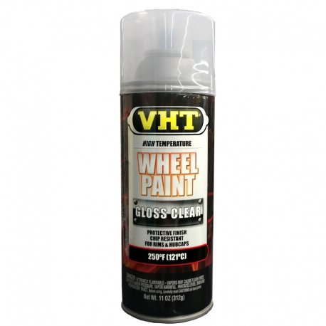 VHT WHEEL PAINT - Clear coat (Blank glans)