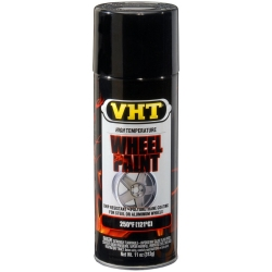 VHT WHEEL PAINT - Gloss black (Zwart glans)