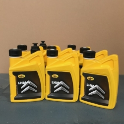 9 liter LHM+  hydaulische vloeistof