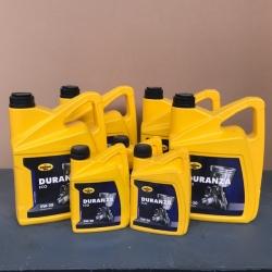 23 liter Motorolie DURANZA ECO 5W20