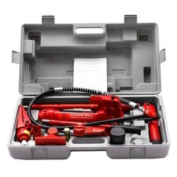 Uitdeukset hydraulisch 4 TON in kunststof koffer