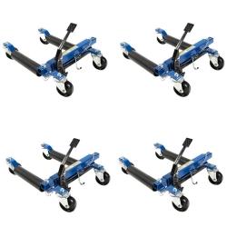 Automovers Hydraulisch - set van 4 stuks.