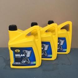 15 liter motorolie HELAR SP 5W30 LL-03