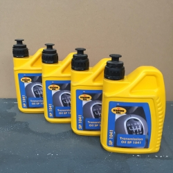 4 liter transmissieolie SP Gear 1041