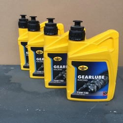 4 liter Gearlube Racing 75W-140