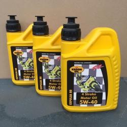 3 liter 4 tact motorolie EXPULSA RR 5W40