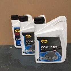 3 liter Koelvloeistof Coolant SP 11