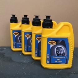 4 liter Transmissieolie SP Gear 1021