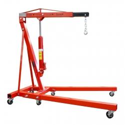 Motortakel / werkplaatskraan 2 tons opvouwbaar