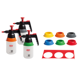 Spraypomp 1 Liter - Viton afdichtingen