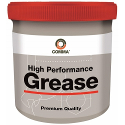 Comma High Performance Bearing Grease / Lagervet Pot 500 gr.