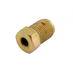 Nippel Metrisch M12x1.0mm geschikt voor 3/16 leiding