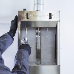 Spuitpistoolreiniger  HR 1400 Spraygun cleaner Hamach
