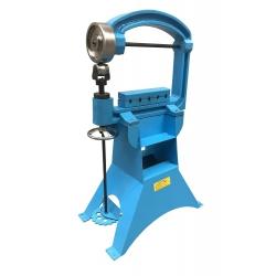 Engels wiel Cast Iron / Gietijzer incl. basisframe.