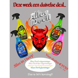 Alloy Devil Superdeal