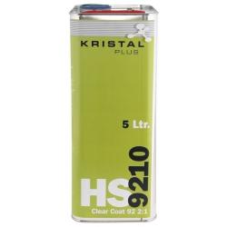 KRISTAL HS Blanke Lak 92 2:1 set 7,5 liter