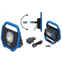 Werklamp COB-LED | 10W | 1000 Lumen BGS