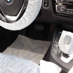 Interieur Hygiene/bescherm Kit - 5 delig