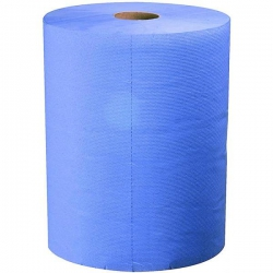 Poetspapier Car Clean Tripple Blue - 3 laags - 1000 vellen van 36x36cm