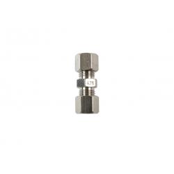 """Remleiding verbinder / connector voor 3/16"""" en 4.75mm leiding"""