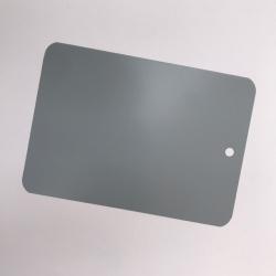 Spuitstaal metaal met ophangoog licht grijs - 50 stuks