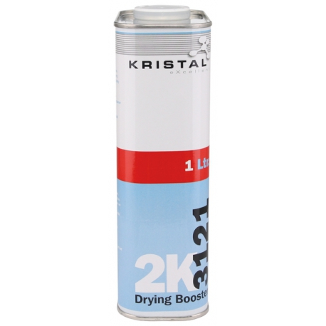 2K Drying Booster Kristal 3121 - 1 liter