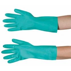 Handschoen XL Grippaz Nitril Zwart doos 25 paar