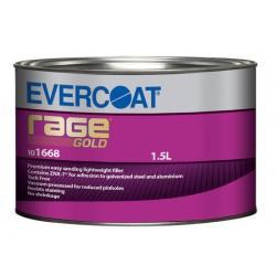 Evercoat Rage Gold plamuur 1.5 kg. incl. harder