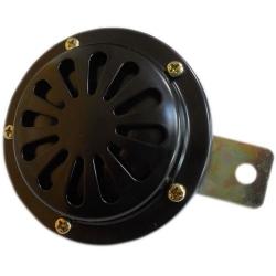 Claxon 6-volt Zwart