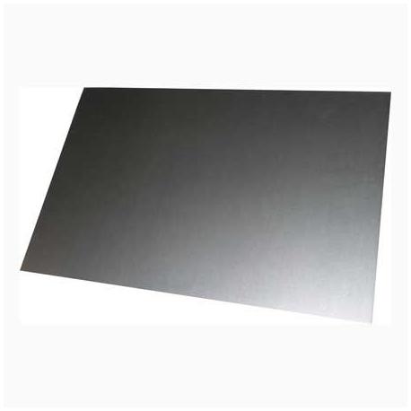 Carrosserie plaat 0,8 mm 50x50 cm