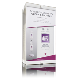 Convertible Soft Top Clean & Protect Complete Kit - Autoglym