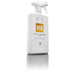 Vinyl & Rubber Care 500ml - Autoglym
