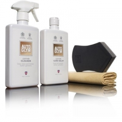 Leather Clean & Protect Complete Kit - Autoglym