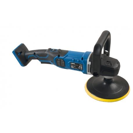 Accu Poetsmachine 20V  zonder accu - Laser Tools
