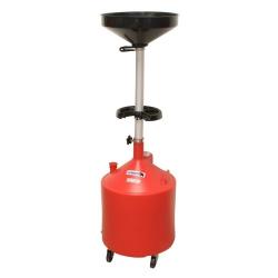 Olie opvangbak 75 liter