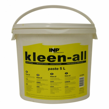 Kleen-All garagezeep 5 liter