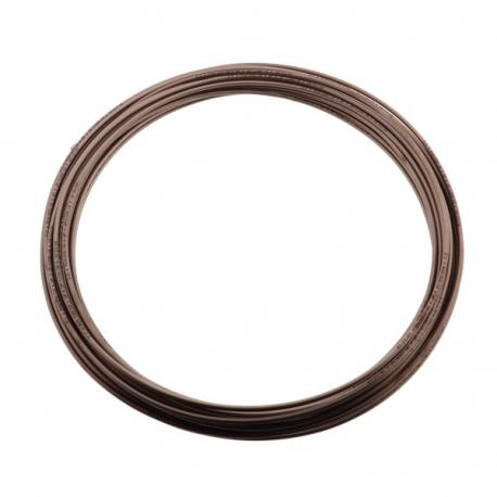 Remleiding Cupro/Nickel 3/16 inch - 25 meter