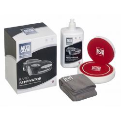 Rapid Renovator kit - Autoglym