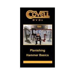 DVD - Planishing hammer Basics - door Ron Covell