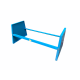 Onderstel voor 3-in-1 zet/knip/wals combinatie machine 1320 mm breedt