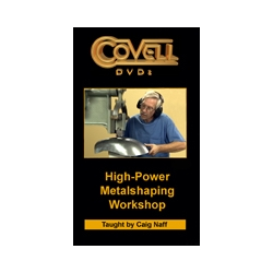 DVD - High power Metalshaping -door Ron Covell en Craig Naff