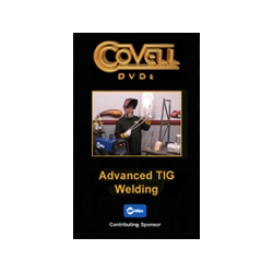 DVD - Geavanceerd TIG lassen - door Ron Covell