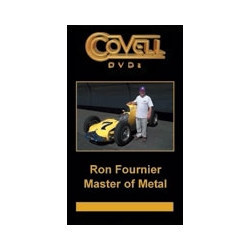 DVD - Ron Fournier Master of Metal - door Ron Covell